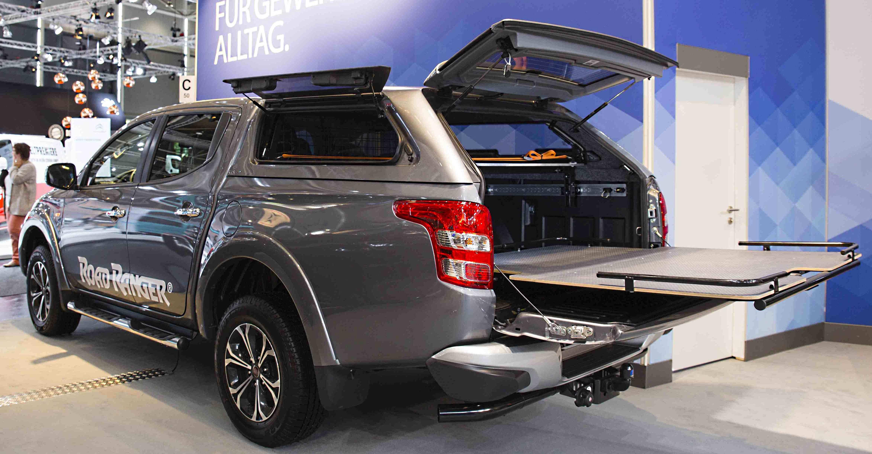 Dr. Höhn GmbH - Road Ranger, Fiat Fullback