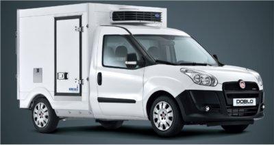 Fiat Professional Doblo Kühlkoffer
