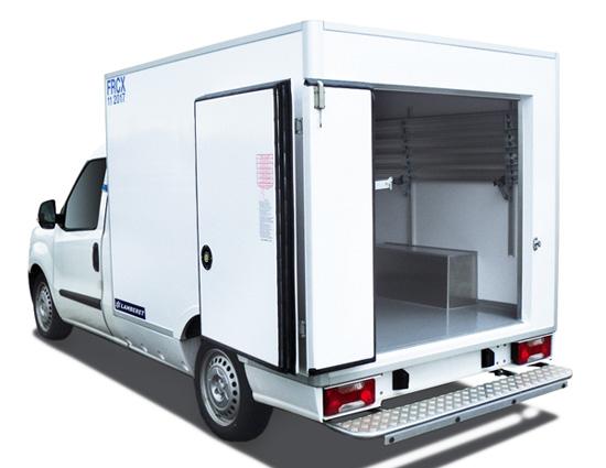 Doblò Cargo Kühlkoffer
